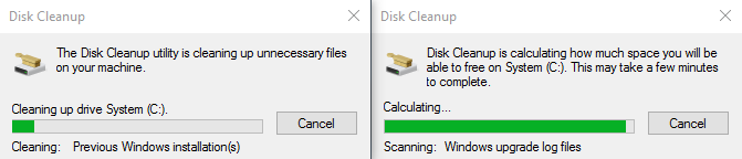 DiskCleanup